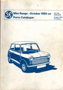 mini full service repair manual 1959 1976